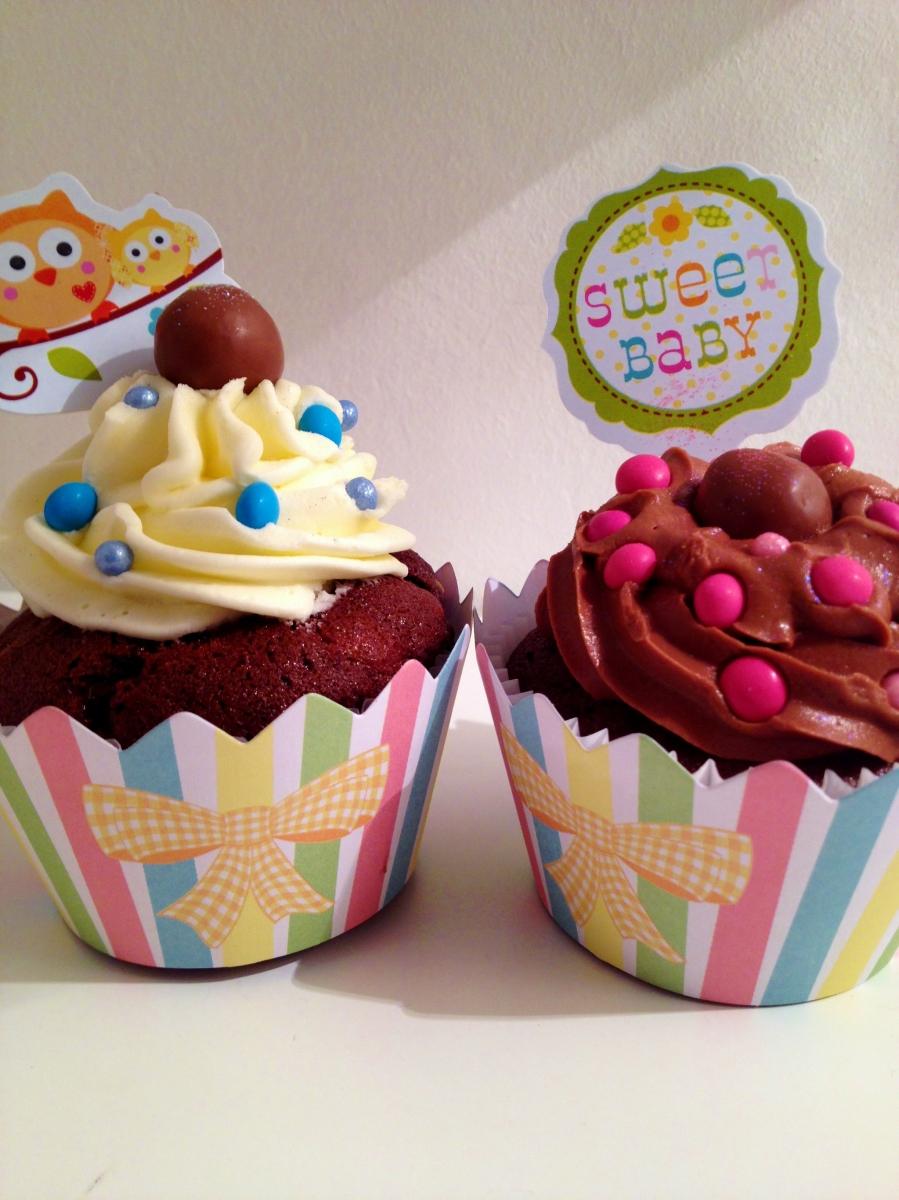 New Baby Cupcakes, Sam Loves Cake