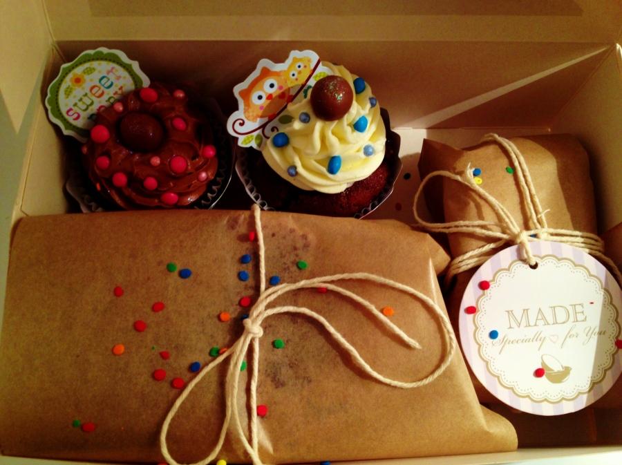 Maternity Treat Package, Sam Loves Cake