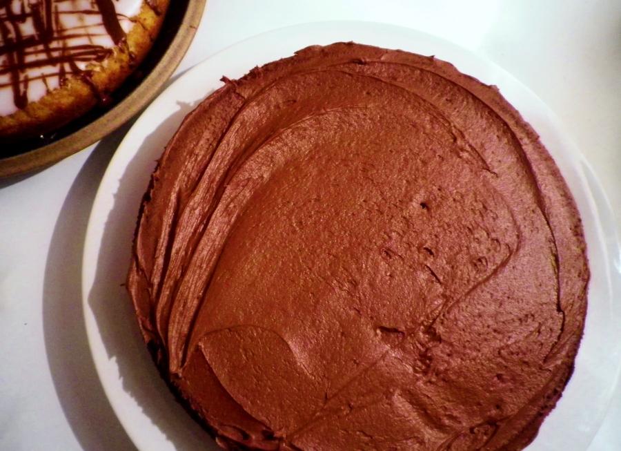 Chocolate Cake, Sam Loves Cake