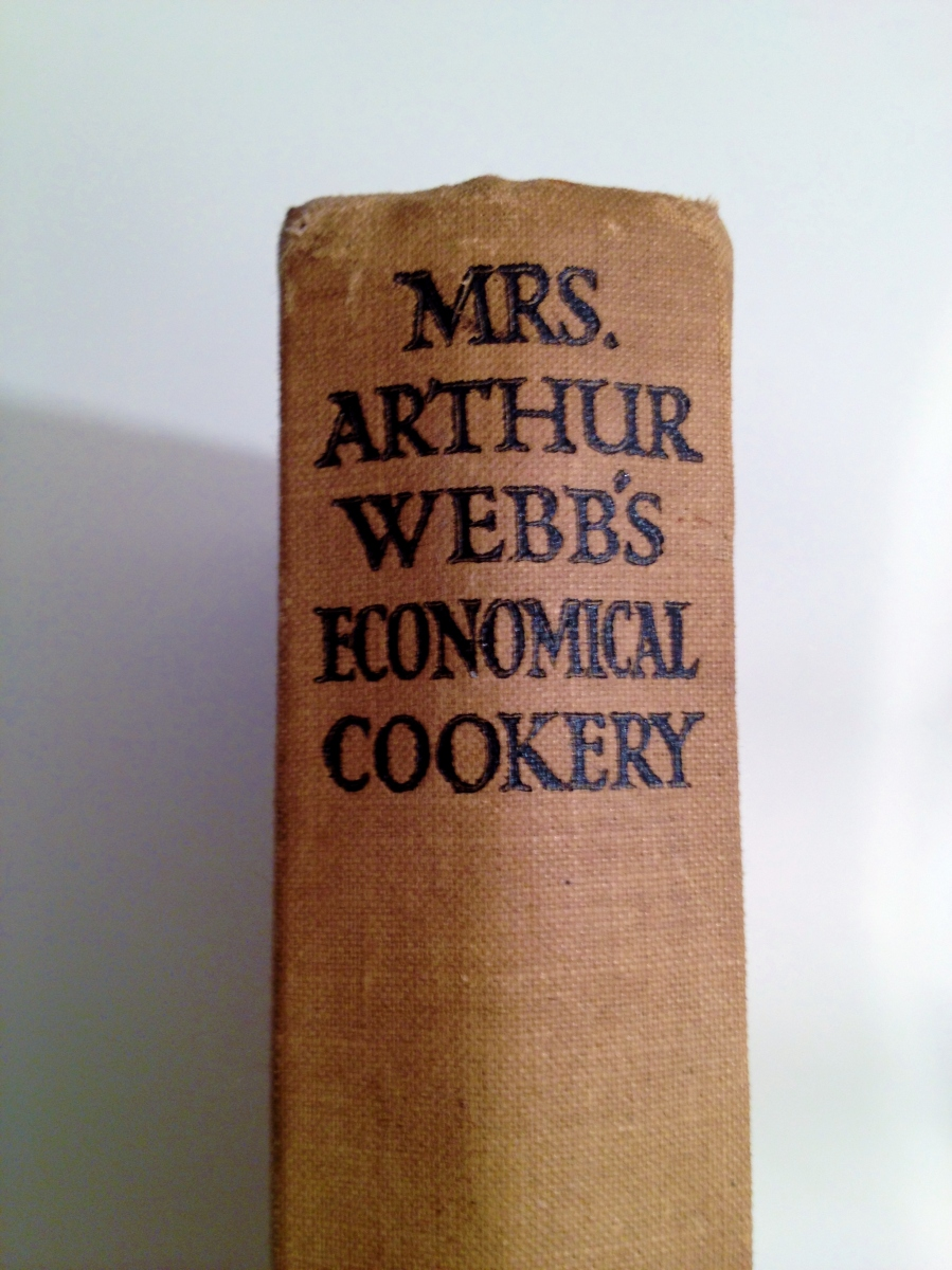 My Great-Grandmother's book.
