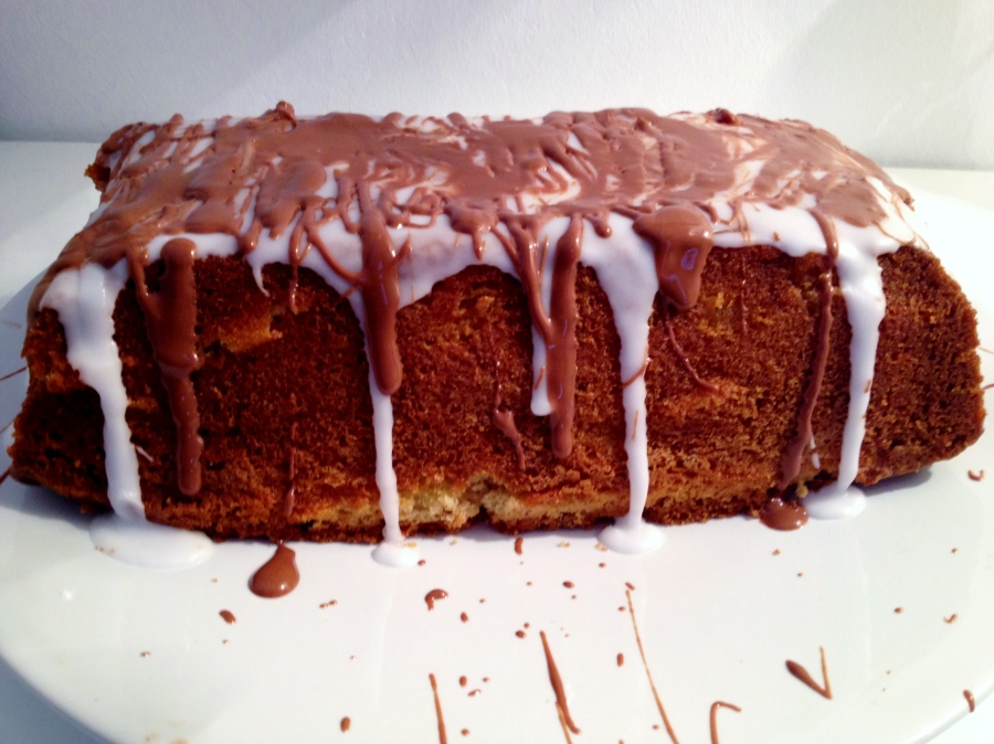 Pear and Ginger Loaf, Sam Loves Cake