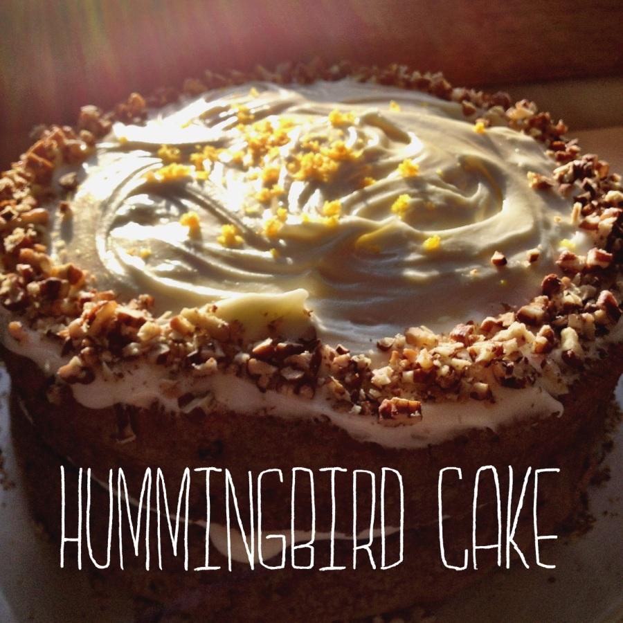 Hummingbird Cake, Sam Loves Cake