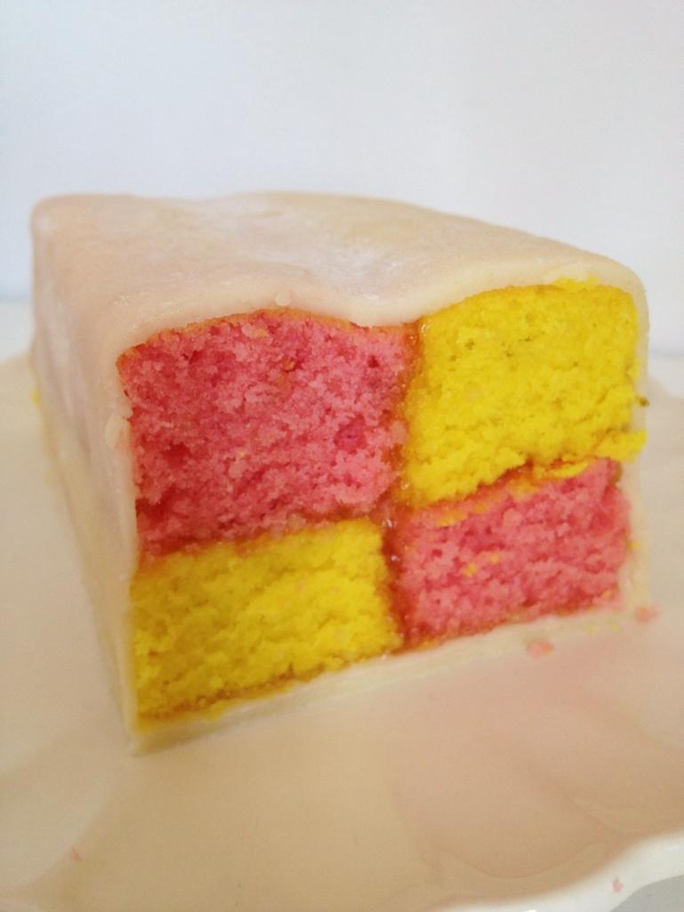 Battenberg Cake, Sam Loves Cake