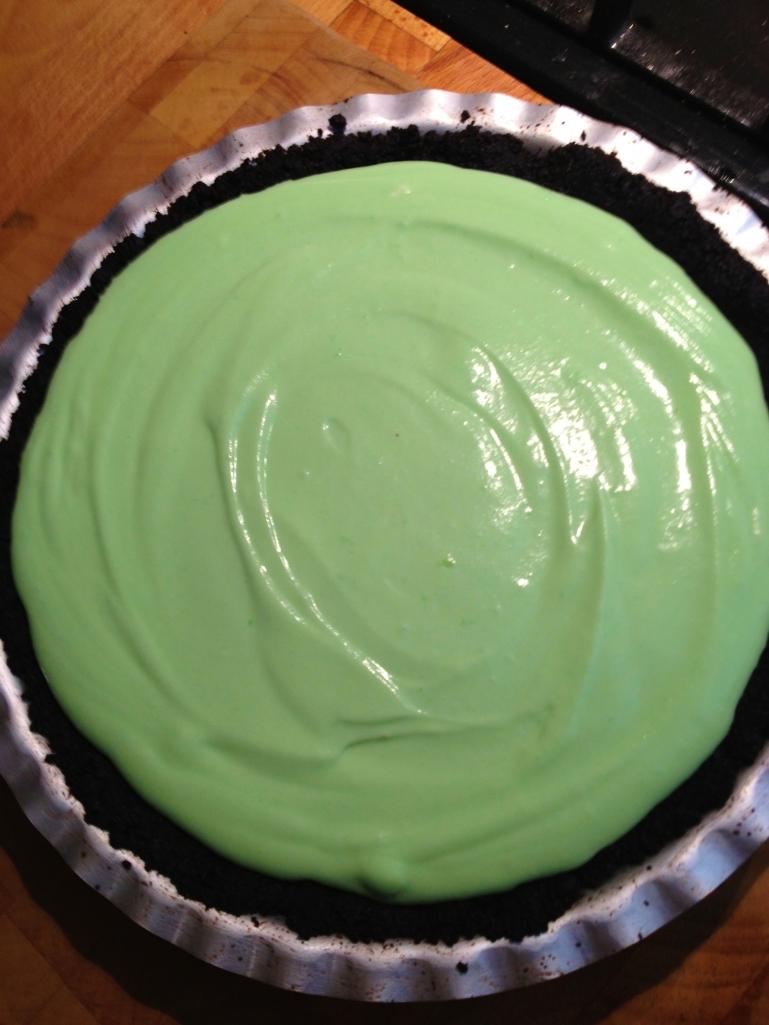 Grasshopper Pie, Sam Loves Cake