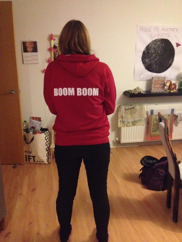 """""""Boom Boom"""""""