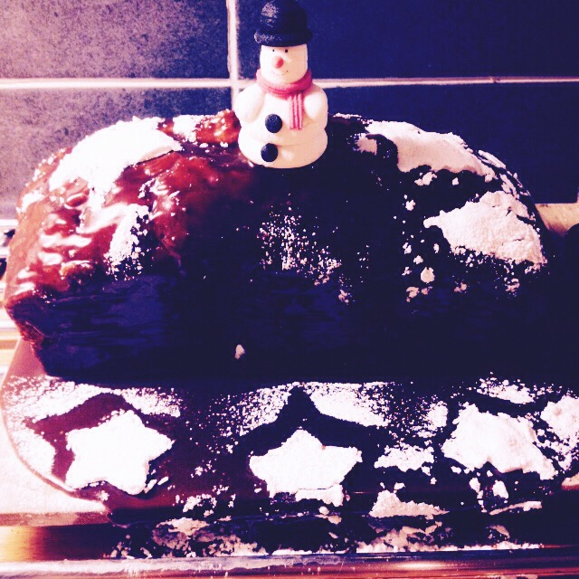 - Chocolate Madeira Cake // Sam Loves Cake -