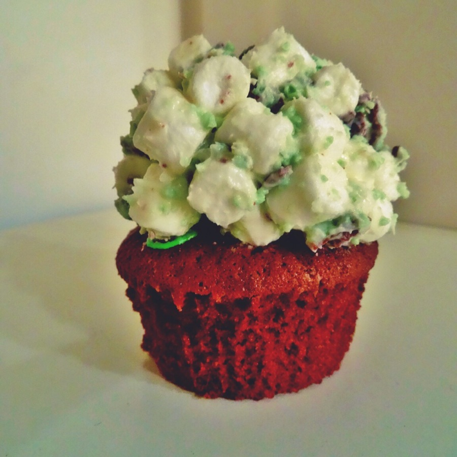 Mint Boulder Cupcakes, Sam Loves Cake