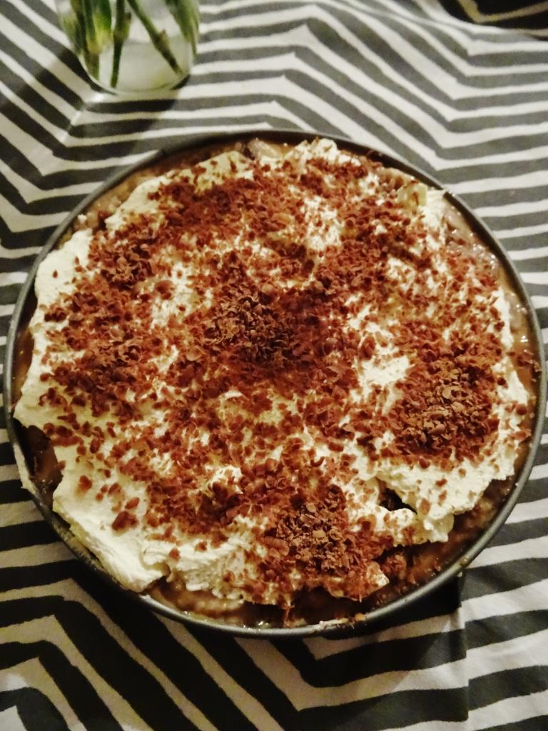 Banoffee Pie, Sam Loves Cake