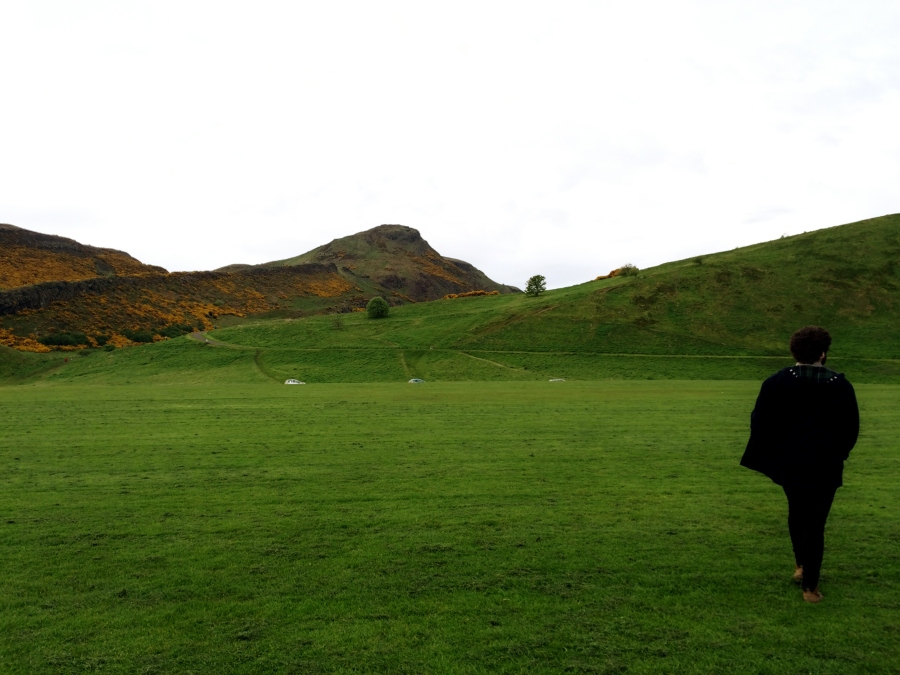 Holyrood Park, Sam Loves Cake