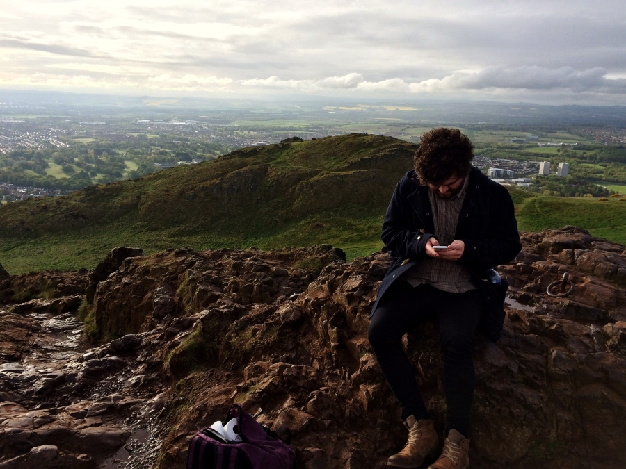 Arthur's Seat, Sam Loves Cake